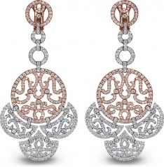 Jacob & Co. » Lace Jewelry Collection » Lace Earrings » 91432485