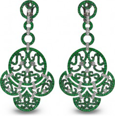 Jacob & Co. » Lace Jewelry Collection » Lace Earrings » 91432570