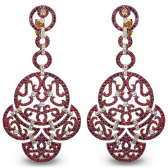 Jacob & Co. » Lace Jewelry Collection » Lace Earrings » 91432689