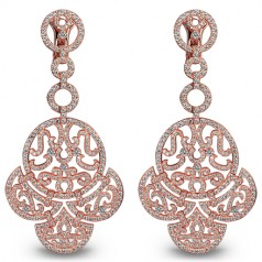 Jacob & Co. » Lace Jewelry Collection » Lace Earrings » 91533926
