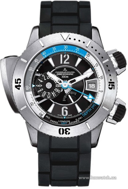Jaeger-LeCoultre » _Archive » Master Compressor Diving Pro Geographic » 185T770