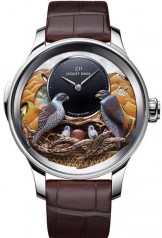Jaquet Droz » Complication Chaux-de-Fonds » Bird Repeater » J031034210