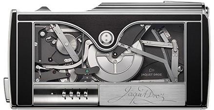 Jaquet Droz » Complication Chaux-de-Fonds » Signing Machine » J899.000.064