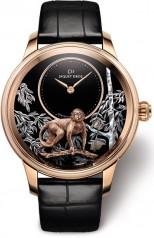 Jaquet Droz » Elegance Paris » Petite Heure Minute Monkey » J005023281