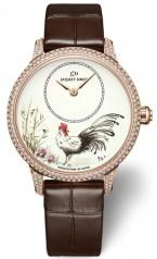 Jaquet Droz » Elegance Paris » Petite Heure Minute Rooster » J005003222