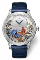 Jaquet Droz » Elegance Paris » Petite Heure Minute Rooster » J005024282