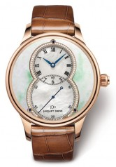 Jaquet Droz » Legend Geneva » Grande Seconde Circled Lady » Grande Seconde Circled White Jadeite