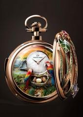 Jaquet Droz » Legend Geneva » Parrot Repeater Pocket Watch » J080533000