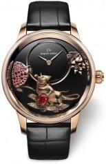 Jaquet Droz » Legend Geneva » Petite Heure Minute Relief Rat » J005023291