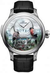 Jaquet Droz » Les Ateliers d'Art » Bird Repeater » J031034205