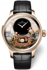 Jaquet Droz » Les Ateliers d'Art » Bird Repeater » J031033204