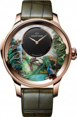 Jaquet Droz » Les Ateliers d'Art » Bird Repeater » J033033200