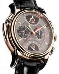 Jean Dunand » Timepieces » Grande Complication » Grande Complication RG BrownDial