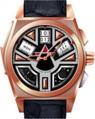 Jean Dunand » Timepieces » Shabaka » Shabaka RG