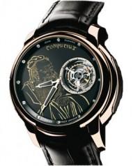 Jean Dunand » Timepieces » Tourbillon Orbital » Tourbillon Orbital RG Confucius