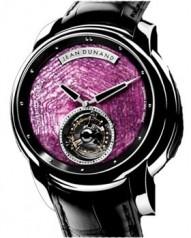 Jean Dunand » Timepieces » Tourbillon Orbital » Tourbillon Orbital WG PinkDial