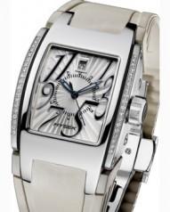 Hysek » V-King » V-King Auto-Quartz 29 mm » VK2915 Steel White Diamonds