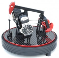 Kunstwinder » Watch Winder » Oil Baron » Carbon Fiber Red