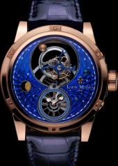 Louis Moinet » Extraordinary Pieces » Space Mystery » LM-48.50.25