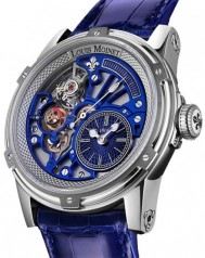 Louis Moinet » Limited Edition » Tempograph Chrome » LM-50.10.20