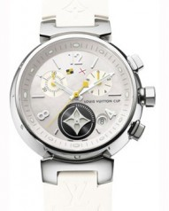 Louis Vuitton » Tambour Lovely Cup » Quartz Chronograph » Q132C2