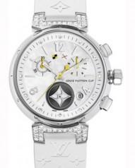 Louis Vuitton » Tambour Lovely Cup » Quartz Chronograph » Q132H1
