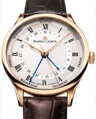 Maurice Lacroix » Masterpiece » Cinq Aiguilles Limited Edition » MP6507-PG101-110