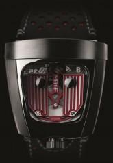 MB&F » _Archive » Horological Machine No.10 HMX » HMX Ferrari Red