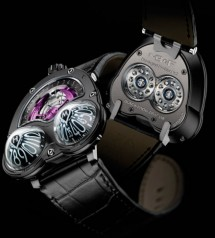 MB&F » _Archive » Horological Machine No.3 Frog Zr Limited Edition » HM3 Frog Zr Limited Edition