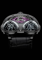 MB&F » _Archive » Horological Machine No.3 » HM3 Frog Zr