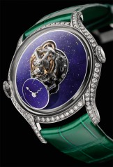 MB&F » Legacy Machines » FlyingT » LM Flying T Lapis Lazuli
