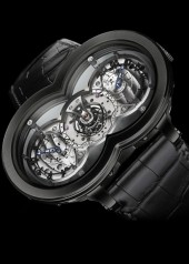 MB&F » Horological Machines » Horological Machine No.1 » 10.T41WBL.O