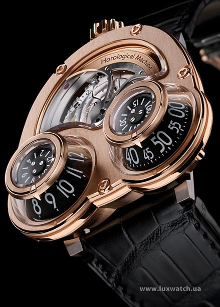 MB&F » Horological Machines » Horological Machine No.3 Megawind » 35.RTL.B