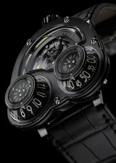 MB&F » Horological Machines » Horological Machine No.3 Megawind » 35.WBTL.B