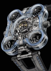 MB&F » Horological Machines » Horological Machine No.6 Alien Nation » HM6 Alien Nation