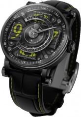 MCT » Sequential Two » S200 Black DLC Limited Edition » RD 45 S200 AB LEMON GREEN