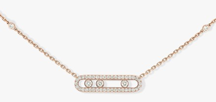 Messika » Jewellery » Baby Move Necklace » 04322-PG