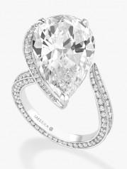 Messika » Jewellery » Demi-Lune Ring » 08699-WG