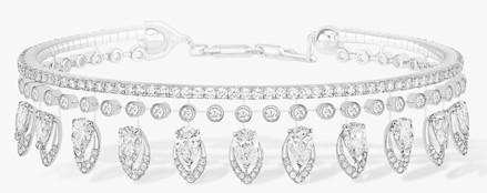 Messika » Jewellery » Desert Bloom Bracelet » 10070-WG
