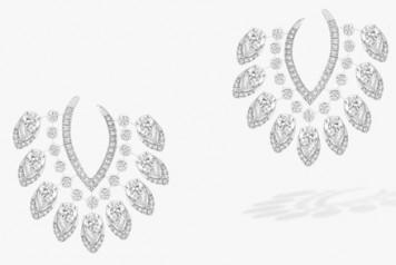 Messika » Jewellery » Desert Bloom Earrings » 7362-WG