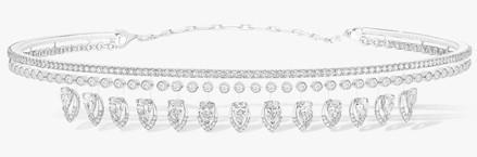 Messika » Jewellery » Desert Bloom Necklace » 10040-WG