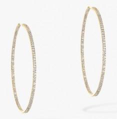 Messika » Jewellery » Gatsby Earrings » 04686-YG