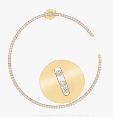 Messika » Jewellery » Lucky Eye Earrings » 10128-YG