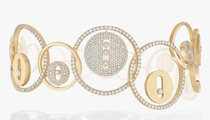 Messika » Jewellery » Lucky Move Bracelet » 10129-YG