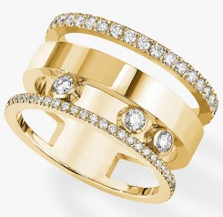 Messika » Jewellery » Move Romane Ring » 06659-YG