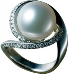 Mikimoto » Jewellery » A World of Creativity » PR-1433U