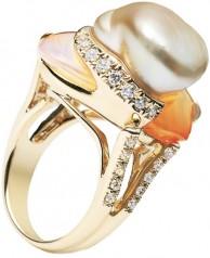 Mikimoto » Jewellery » Baroque » MRM 10001 GDXK