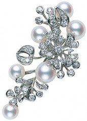 Mikimoto » Jewellery » Bloom » PB-1942U