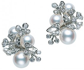Mikimoto » Jewellery » Bloom » PE-1503PU