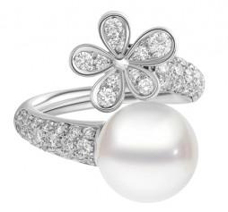 Mikimoto » Jewellery » Milano Daisy » MRE 10007 NDXW